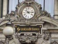 Cea mai mare banca italiana, prezenta si in Romania, intra in vizorul BCE. Actiunile UniCredit au scazut cu 60% anul acesta, din cauza profitabilitatii scazute si a creditelor neperformante