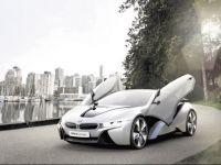BMW va aduce la Bucuresti primele sale masini electrice in 2013
