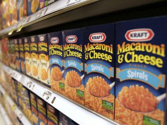 Ce business de zeci de miliarde vrea Kraft Foods sa puna pe picioare prin separarea unei divizii de produse alimentare