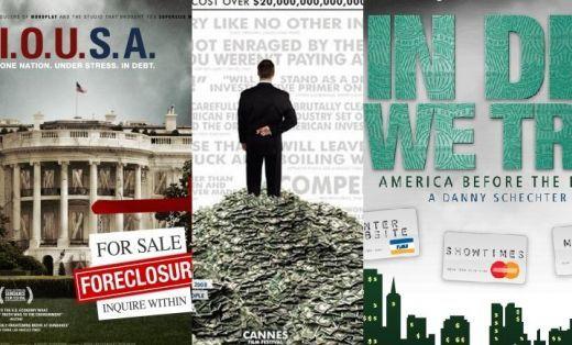 Filmul care a costat 20.000.000.000.000 $. Cele mai bune 5 pelicule care explica criza economica