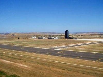 Fantoma care inghite sute de milioane de euro: aeroportul Don Quijote din Ciudad Real, Spania