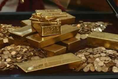 Vanzarile de aur australian s-au prabusit
