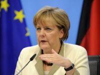 Merkel: Pietele financiare sa nu dicteze politicienilor ce sa faca. Euroobligatiunile sunt solutia gresita