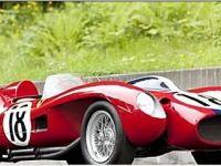 Cea mai scumpa masina din istorie: Ferrari Testa Rossa de 10 milioane de lire sterline