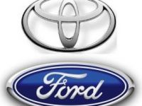 Acord supriza: Ford si Toyota vor produce impreuna pick-up-uri si SUV-uri hibrid