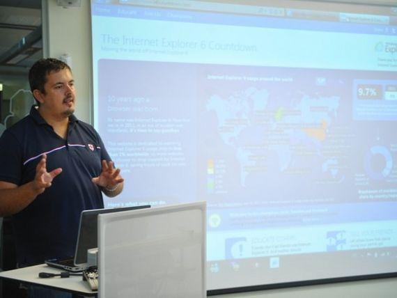 Lupta dintre Internet Explorer si Firefox, vazuta din Romania. De ce Microsoft spune ca IE9 e  din alta liga