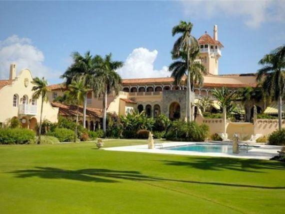 Locuinte de milioane de dolari. Cum arata casele magnatului Trump sau ale lui Abramovici