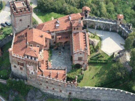 Imaginea luxului. Castelul de 65 de milioane de dolari GALERIE FOTO
