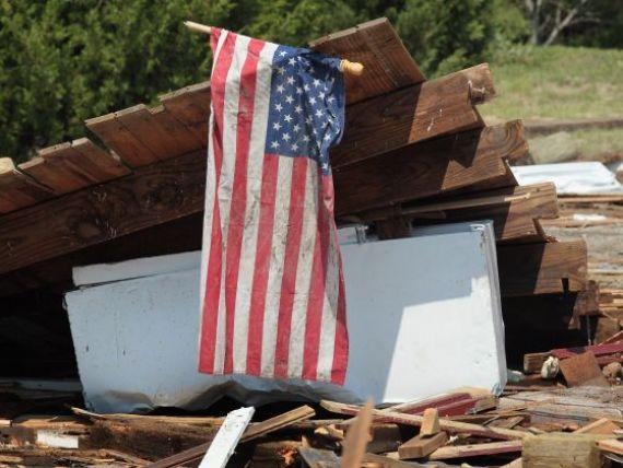 Pagubele provocate de uraganul Irene, estimate la cateva zeci de miliarde de dolari GALERIE FOTO
