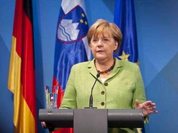 Merkel nu lasa zona euro sa se prabuseasca. Contributia Germaniei la fondul de salvare a tarilor aflate in criza, aproape dubla