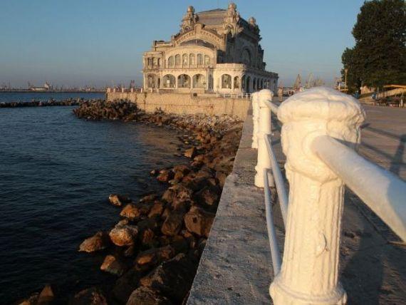 Ministerul Turismului a primit aprobarea renovarii Cazinoului din Constanta