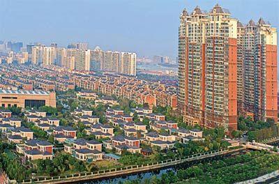 Germanii si-au facut propriul oras in China. Debarcarea  teutonilor  la Taicang