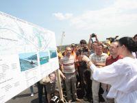 Ministrul Transporturilor: De la sfarsitul anului viitor se va putea circula pe intreaga autostrada Bucuresti-Constanta
