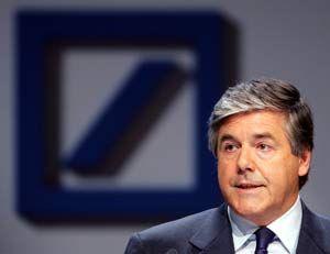 Seful Deutsche Bank: Criza va afecta bancile pentru cativa ani si le-ar putea ucide pe cele slabe