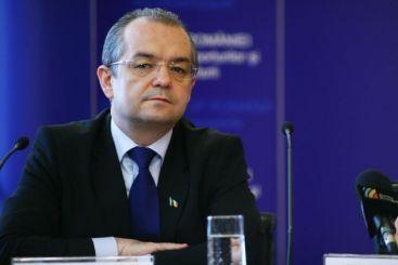Premierul Boc: Datele din alte tari releva continuarea crizei, cresterea economica a Romaniei poate fi afectata