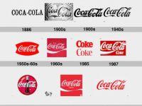Cum au evoluat logo-urile a 5 marci celebre, printre care Apple si Coca-Cola GALERIE FOTO