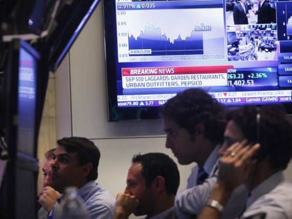 Prabusirea burselor creste dependenta de droguri si alcool in centrul financiar londonez
