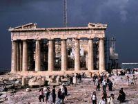 Grecia moare fara ajutorul UE si FMI. Atena mai are bani doar pentru cateva saptamani
