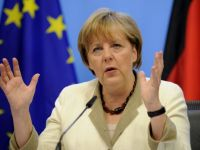 """Merkel tine cu dintii de Grecia: """"Iesirea din zona euro trebuie evitata cu orice pret"""". Atena, la un pas de a intra in incapacitate de plata"""