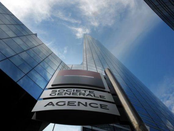 Incepe declinul bancilor franceze. Moody s a retrogradat ratingul Societe Generale si Credit Agricole
