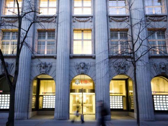 Cea mai mare banca a Elvetiei a pierdut 2 miliarde de dolari. Traderul aflat in spatele tranzactiilor neautorizate a fost arestat