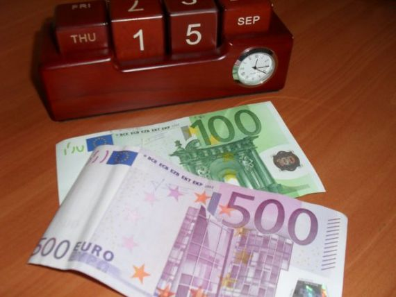 Cursul atinge un nou maxim al anului. Un euro a fost cotat de BNR la peste 4,29 lei
