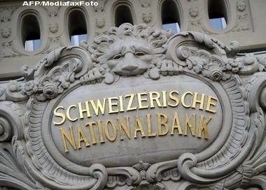 Elvetia continua lupta cu propria moneda. Banca centrala mentine dobanda la zero si anunta  noi masuri  pe piata valutara
