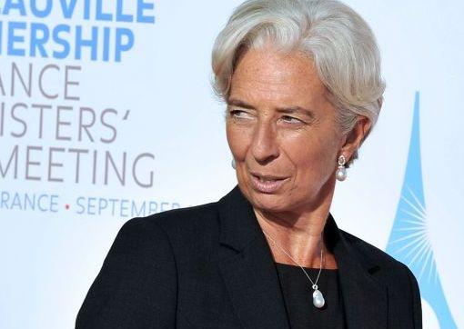 Lagarde (FMI): Economiile occidentale se afla intr-un cerc vicios, agravat de liderii politici