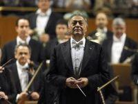 Legendarul Zubin Mehta si Israel Philarmonic Orchestra incaseaza 400.000 de euro pe doua concerte