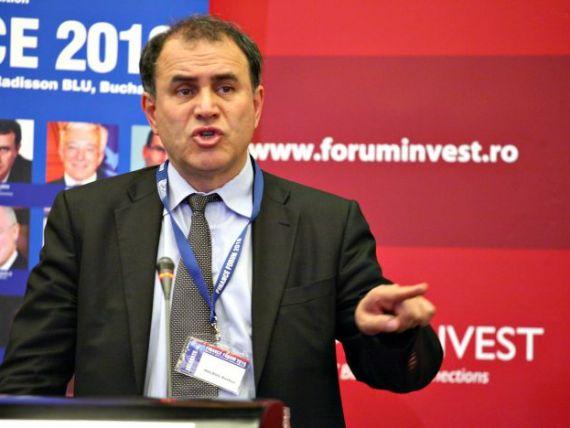 Dr. Doom  pune cruce Atenei: Grecia ar trebui sa paraseasca zona euro si sa intre in default