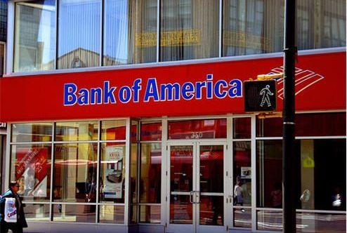 Inca o lovitura pentru americani. Moody rsquo;s a scazut ratingurile Bank of America si Wells Fargo