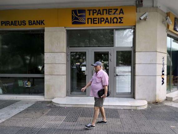 Se apropie prabusirea sistemului bancar elen? Moody s a retrogradat ratingurile a 8 institutii financiare grecesti