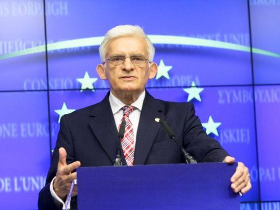 Presedintele Parlamentului European: Autoritatile romane, exemplu pentru reforme. Toate tarile UE au nevoie de reforme similare