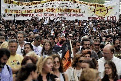 O noua incercare de salvare a Greciei. Inspectorii FMI si UE se intorc la Atena, pentru negocieri