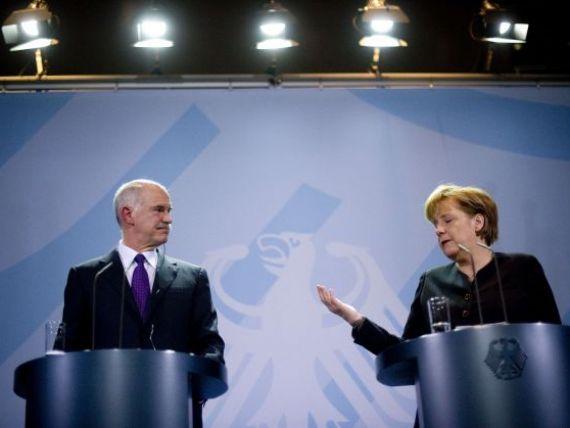 Planul secret al Germaniei pentru Atena: Grecia ar trebui  sa se vanda  Europei cu 125 mld. euro