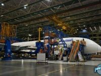 Cum a fost construita aeronava Boeing 787 Dreamliner. Imagini din fabrica in care a fost asamblat avionul