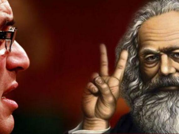Profetul crizei, de acord cu profetul comunismului. Roubini:  Capitalismul se va autodistruge