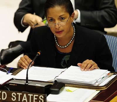 SUA condamna:  Rusia si China ar prefera sa vanda arme regimului sirian . Voturile care au starnit furia Americii