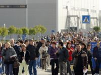 Guvernul vrea sa atraga fonduri europene pentru angajatii concediati din fabrica Nokia