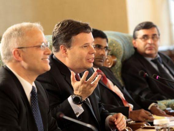 Oficialii Fondului, Comisiei Europene si Bancii Mondiale sosesc la Bucuresti pentru a treia evaluare a acordului