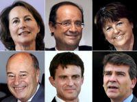 Dai un euro si iti decizi viitorul. Socialistii francezi isi aleg candidatul pentru prezidentiale intr-un scrutin la care participa toti locuitorii