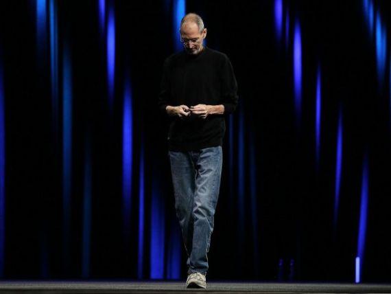 Fata nevazuta a creierului Apple. Steve Jobs si mania controlului: a creat un bdquo;Gestapo  al companiei
