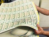 In interiorul celei mai mari masini de facut bani a lumii. Cum se imprima 700 de milioane de dolari intr-o singura zi. GALERIE FOTO