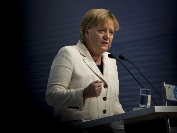 Angela Merkel este nemultumita de planul european anti-criza:  Avanseaza milimetric
