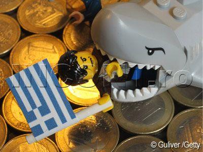 Intrebarea de 1 trilion de dolari: renunta Grecia la euro? Fitch a retrogradat-o tocmai din cauza acestui risc