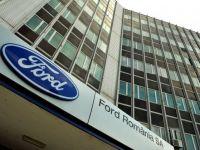 """Ford, cu motoarele turate. S&P a imbunatatit ratingul companiei cu doua trepte, la """"BB+"""""""