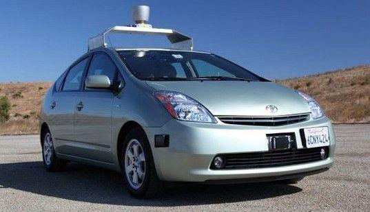 Google vrea sa parcurga 1,6 mil. km cu o masina fara sofer VIDEO