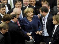 Merkel vrea un acord UE asupra reducerii cu 50% a datoriilor Greciei catre creditorii privati