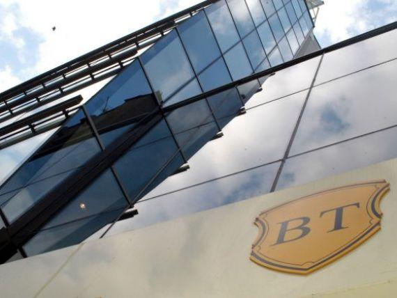 Banca Transilvania si-a dublat profitul in primele noua luni ale anului