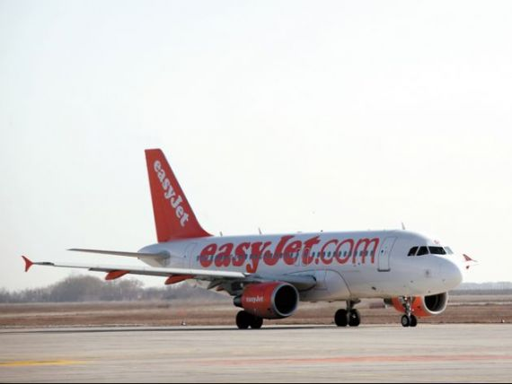 Low-costul easyJet iese de pe piata. Zborurile spre Milano si Madrid, anulate din noiembrie si ianuarie